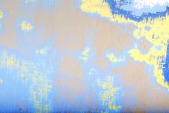 Зашкуренная предпосылка grunge краски Стоковое Изображение