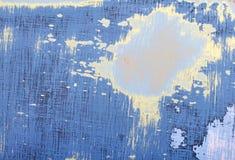 Зашкуренная предпосылка grunge краски Стоковая Фотография