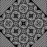 зашнуруйте вектор картины Стоковое Изображение RF