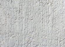 заштукатуренная белизна стены Стоковая Фотография RF