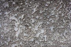 Заштукатуренная предпосылка текстуры стен Стоковые Изображения RF