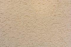 Заштукатуренный фасад дома подробно стоковое изображение