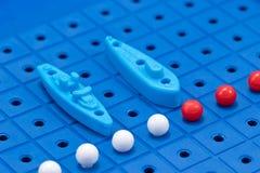 Защита морских границ забавляется воинские корабли Стоковые Фото