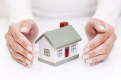 Защитите вашу дом Стоковые Изображения RF