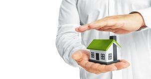 Защитите ваш дом Стоковые Фотографии RF