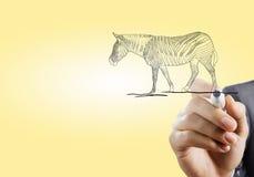 Защитите животных Стоковые Изображения