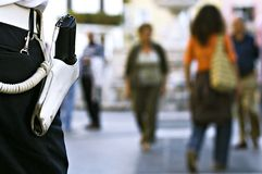 защитите обслуживание к Стоковое Фото