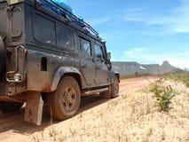 Защитник Land Rover Стоковые Изображения RF