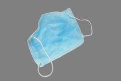 защитное повязки медицинское Стоковое Изображение