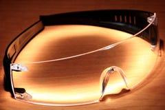Защитные стекла, изумлённые взгляды Стоковые Изображения RF