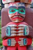 защитный totem стоковое изображение rf