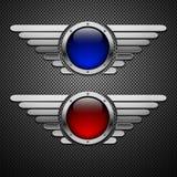 защищайте крыла Стоковое фото RF