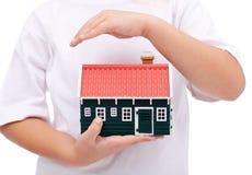Защищать мой дом Стоковое фото RF