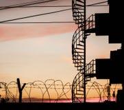 Защищенное здание Стоковая Фотография RF