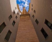 Защищенный памятник Стоковые Фото