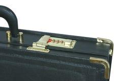 защищенный портфель Стоковая Фотография RF