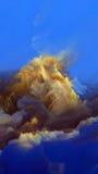 За атмосферой чужеземца Стоковое Изображение
