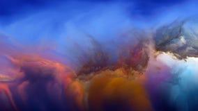 За атмосферой чужеземца Стоковая Фотография RF