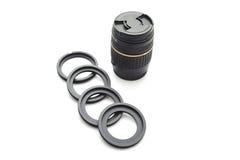 Задачи камеры Стоковые Изображения RF