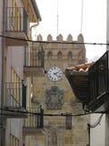 зала Венгрия города здания columned Стоковые Изображения