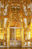 Зала дворца Катрина в Tsarskoe Selo ( Стоковая Фотография