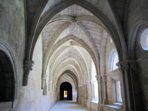 Зала монастыря Стоковое Изображение