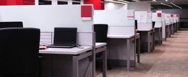 Зала офиса. стоковые изображения rf