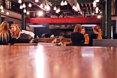 Зала рынка 'Koszyki' Стоковое Изображение RF