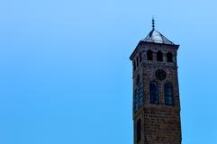 зала часов города Австралии обнаружила местонахождение городок башни perth западный Стоковые Фото