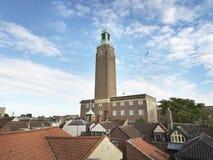 Зала Norwich City - изображение запаса Стоковые Изображения