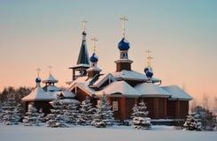За вечер до рождества Стоковое Фото