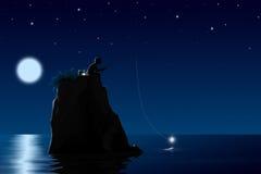 Задвижки ночи Стоковая Фотография RF
