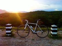 Задействовать велосипеда Стоковые Изображения