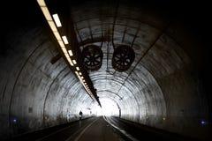Задействовать в тоннеле Стоковые Изображения RF