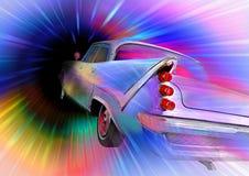 Задействуйте свет фантастический Стоковое фото RF