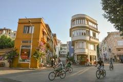 Задействующ в Heybeliada, Стамбул, Турция Стоковая Фотография RF