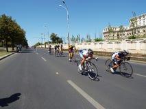 Задействуя конкуренция в Бухаресте Стоковая Фотография