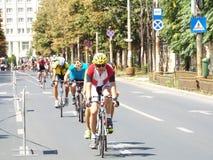 Задействуя конкуренция в Бухаресте Стоковые Изображения RF