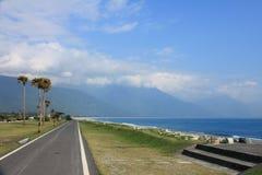 Задействуя путь, Тайвань стоковые фото