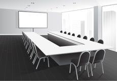 Зал заседаний правления Стоковое Изображение