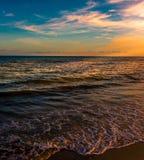 За заливом Стоковое Изображение RF