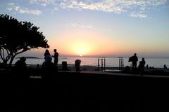 Залив лагерей стоковые фото