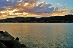 Залив Аполлона, Виктория, Австралия Стоковое фото RF