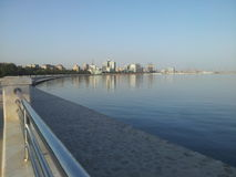 Залив Баку Стоковые Изображения