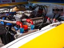Залив двигателя Форда Стоковое Изображение RF
