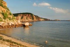 Залив в осени Стоковая Фотография RF