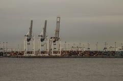 Залив груза Стоковая Фотография