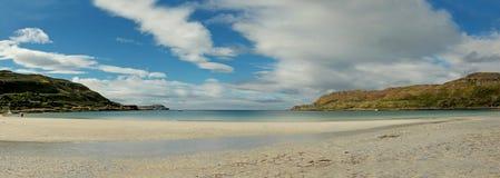 Залив Калгари - остров обдумывает Стоковые Фото