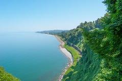 залив красивейший Стоковые Фото