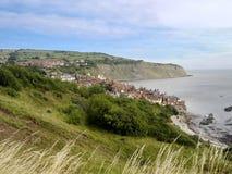 Залив клобуков Робина, восточное побережье Англии Стоковые Фото